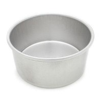 Round Cake Pan 6'' diametre x 3'' High by Magic Lines