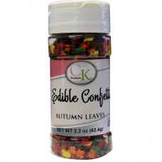 Edible Confetti Autumn Leaves by Ck Products