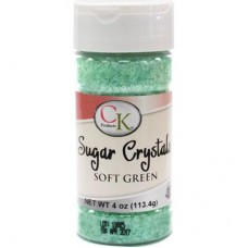 Cristaux de sucre de CK Products – Vert Doux