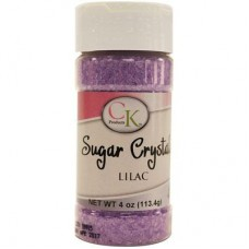 Cristaux de sucre de CK Products – Lilas