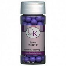 Perles de chocolat Choclets Sixlets de Ck Products – Violet