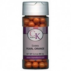 Sixlets Chocolates by Ck Products - Pearl Orange