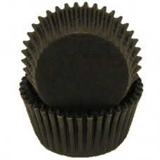 Mini Paper Baking Cups Black by Ck Products
