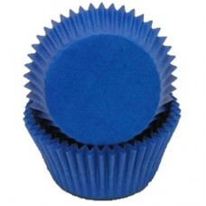 Mini Paper Baking Cups Blue by Ck Products