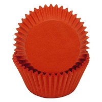 Red Glassine Baking Cups by Ck Products