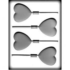 Moule àBonbons, Chocolat et Suçon Grand Coeur de CK Products