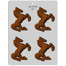 Chocolate Mold Horse by Ck Products