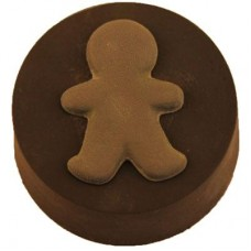 Sandwich Cookie Chocolate Mold - Gingerbread by Ck Products