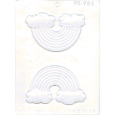 Chocolate Mold Rainbow by Ck Products