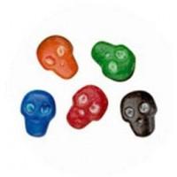 Bonbons Durs Crânes de Squelette de Ck Products