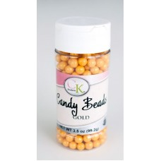 Candy Beads by Ck Products - Gold