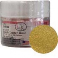 Poudre Luster Dust Or Brillant de CK Products