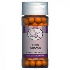 Perles de chocolat Choclets Sixlets de Ck Products – Orange