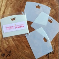 Stencil Scraper by The Cookie Countess