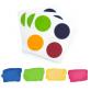 Edible PYO Paint Palettes - Original Colors (12 units) by The Cookie Countess