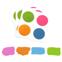 Edible PYO Paint Palettes - Pastel Colors (12 units) by The Cookie Countess