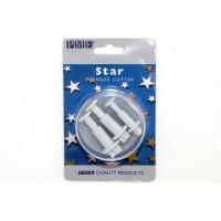 Star Plunger cutter -Set of 3