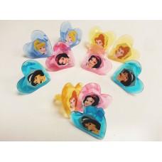 Bagues des Princesses de Disney