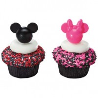 Pick Minnie and Mickey Mouse by Decopac