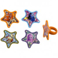 Cupcakes Ring Finding Nemo Decoring by Decopac