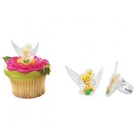 Disney TinkerBell Cupcake rings Decoring by Decopac