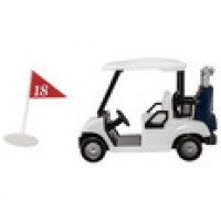 Golf Kart - Heading for the Green by DecoPac