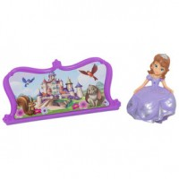 Sofia the First Sofia and Castle Decopac