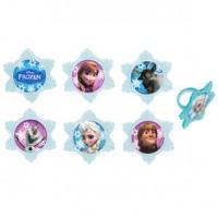 Disney Frozen Adventure Friends Cupcake Rings Decoring by Decopac