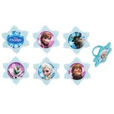 Bagues Elsa, la Reine des Neiges DecoPac