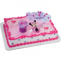 Minnie Mouse Treasure Keeper It's a Girl! by Decopac