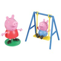 Peppa Pig Swing Set by Decopac