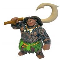 Figurine Maui, Demi-Dieu du Film Moana, Vaïana de Bullyland
