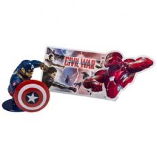 Captain America Civil War DecoPac