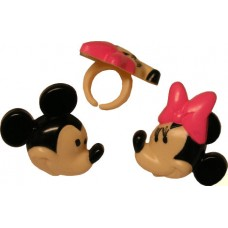 Bagues de Minnie & Mickey de Disney