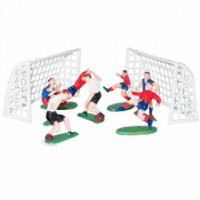 Soccer mini Cake Kit
