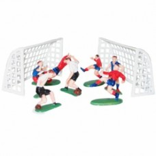 Ensemble de joueurs de soccer
