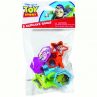 Cupcake Rings Toy story Decoring by Decopac