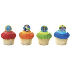 Cupcake Rings Ben10 Decorings by Decopac