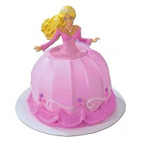 Barbie doll cake pic DecoPac