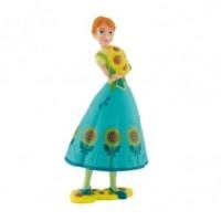Figurine Princesse Anna - La Reine des Neiges : Une fête Givrée de Bullyland