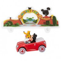 Mickey Mouse & Pluto Car By DecoPac