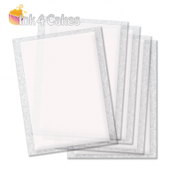 FlexFrost Fabric Icing Sheet - 20 sheets