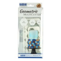 Geometric Multicutter - Hexagon (Set of 3) by PME