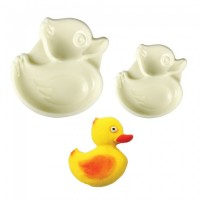 Pop it Mould - Duck by JEM Cutters