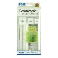 Découpoir Géométrique - Carré (3 pièces) de PME