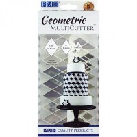 Geometric Multicutter - Diamond (Set of 3) by PME