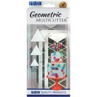Découpoir Géométrique - Triangle (3 pièces) de PME