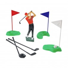 Golf Decorations Set by PME Cake