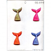 Chocolate Mold Mermaid Tail by Ck Products
