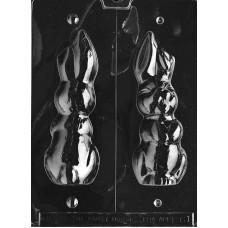 Chocolate Mold 3D Large Hollow Flop Earned Bunny by Life of the Party